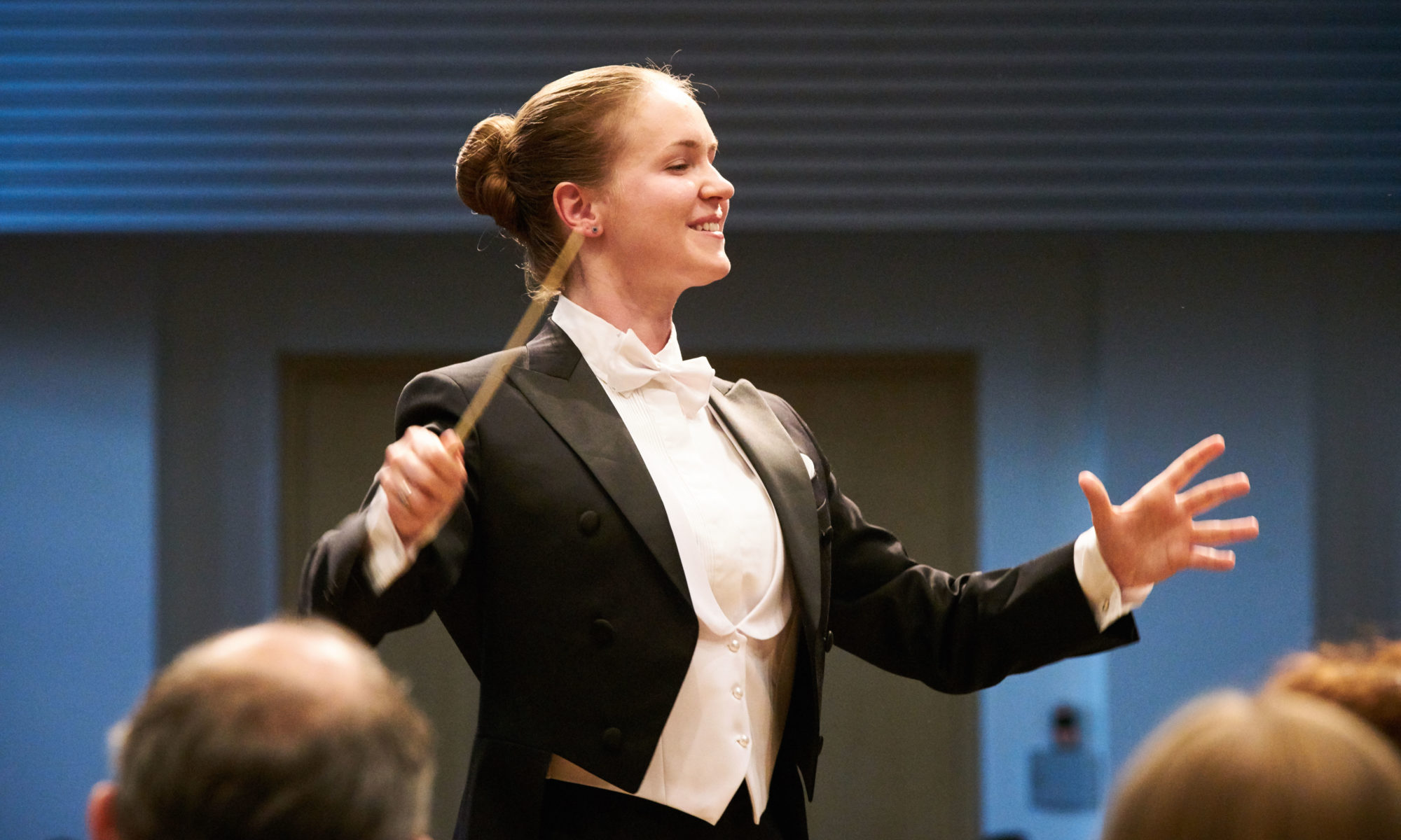 Magdalena Pawlisz, Conductor fot. Marcus Witte