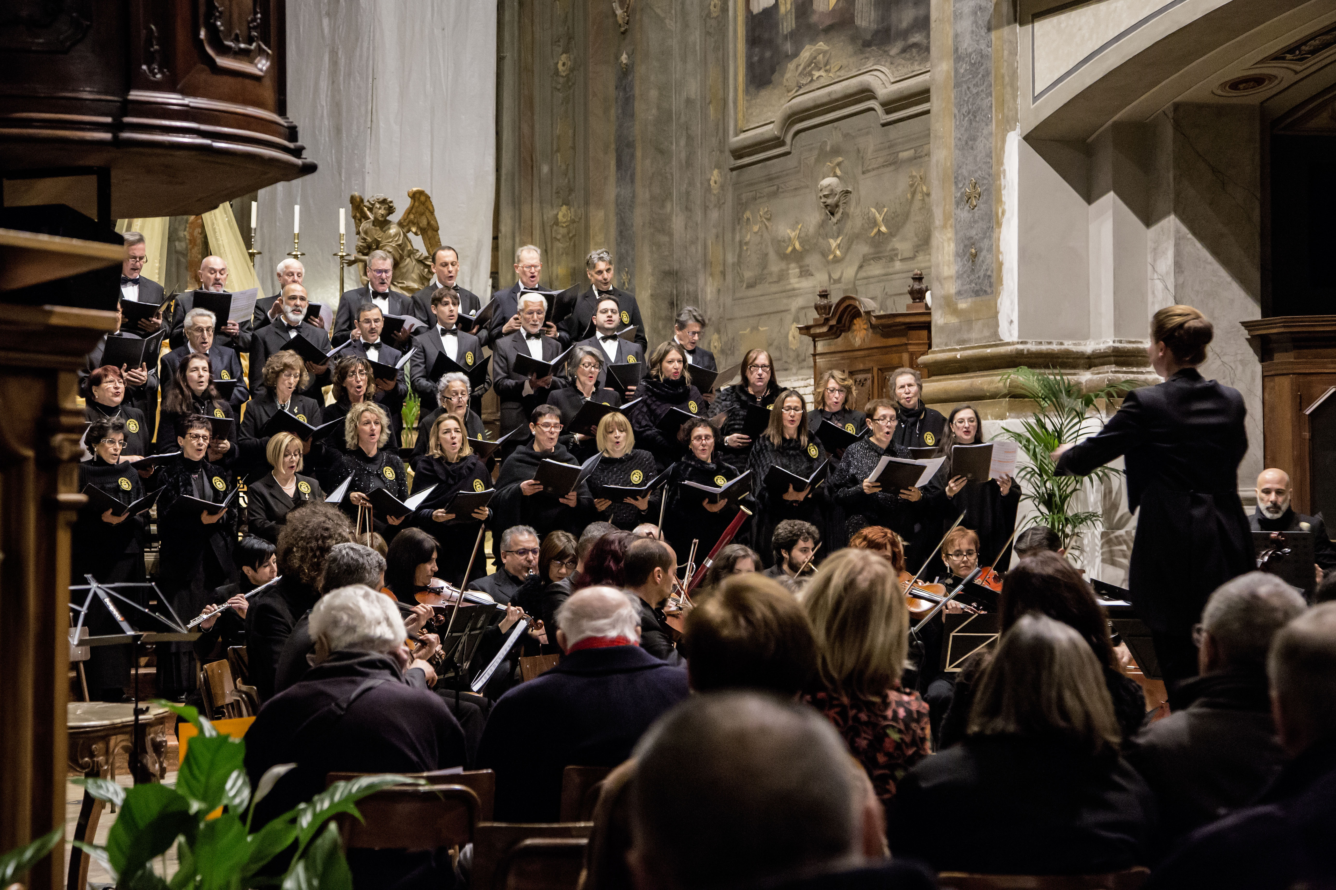 Concert with Polifonica Vogherese @ Duomo di Voghera