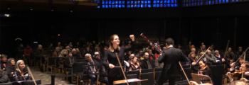 Concert withPreußisches Kammerorchester Prenzlau @Kaiser-Wilhelm-Gedächtniskirche